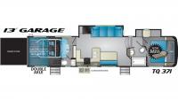 2019 Torque TQ371 Floor Plan