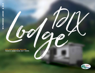 2018 Wildwood Lodge Brochure Cover