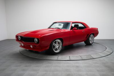 1969 Chevrolet CAMARO Photo
