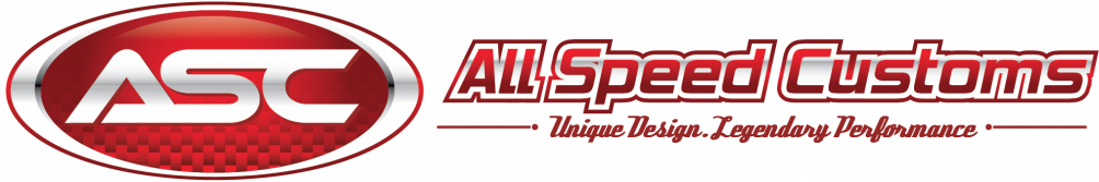 All Speed Customs Logo