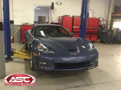2012 Chevrolet CORVETTE Photo