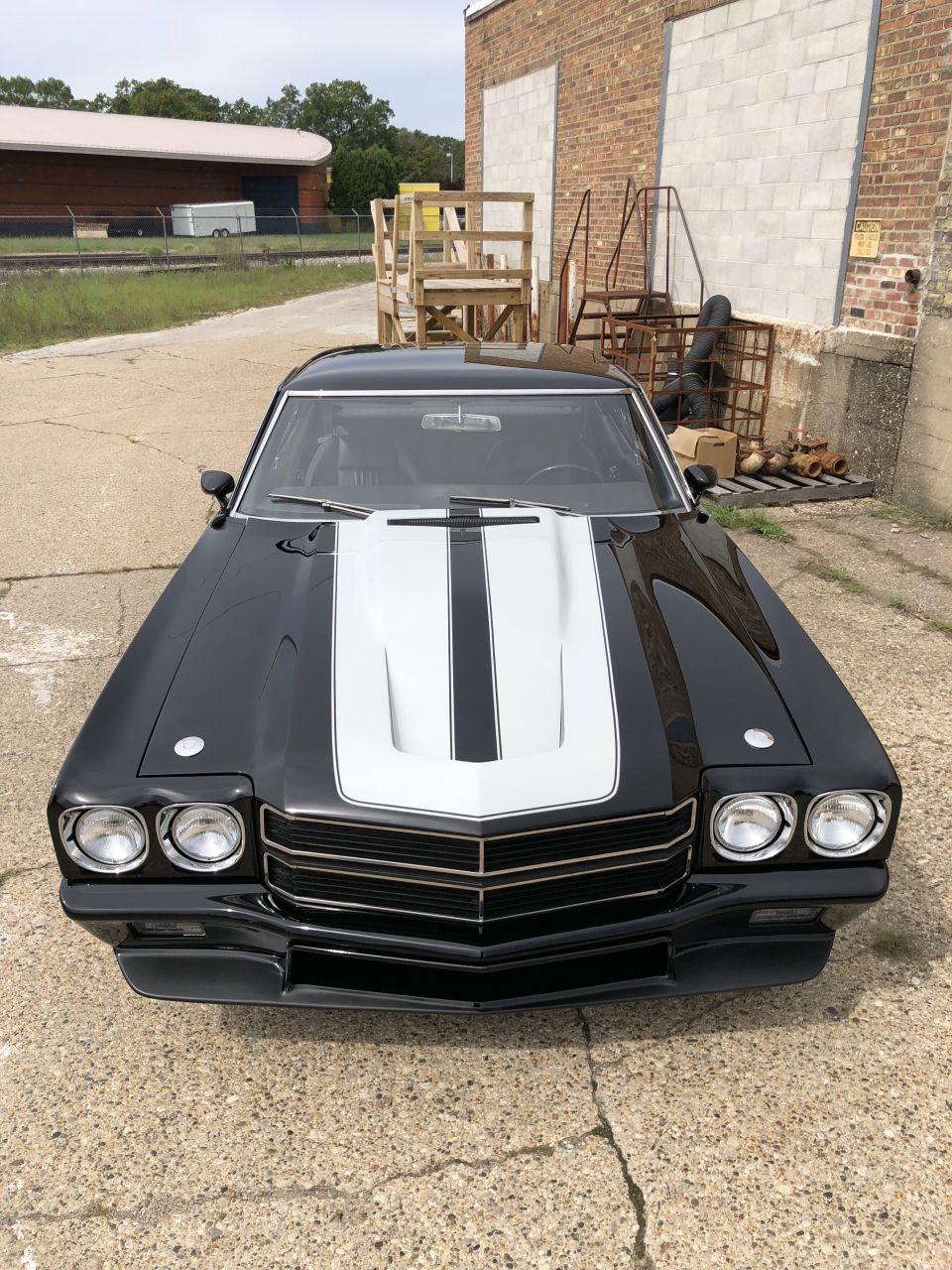 1972 Chevrolet CHEVELLE Photo