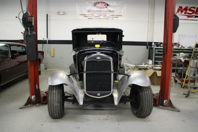 1931 Ford MODEL A Photo