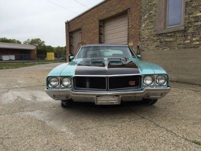1970 Buick GS STAGE 1 Photo