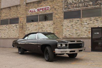 1976 Chevrolet CAPRICE Photo