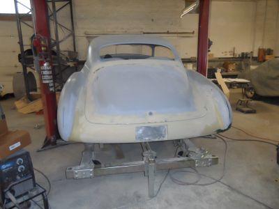 1949 Chevrolet FLEETLINE STREET ROD