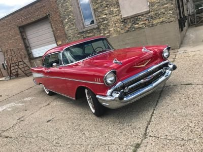 1957 Chevrolet BEL AIR Photo