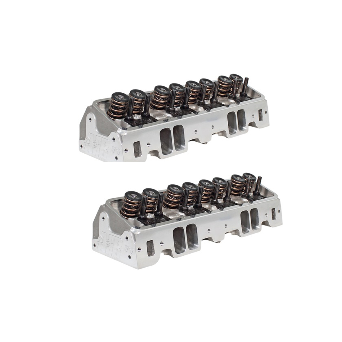 Air Flow Research SBC 190 Vortec Corona Series Cyl. Heads (Pair)