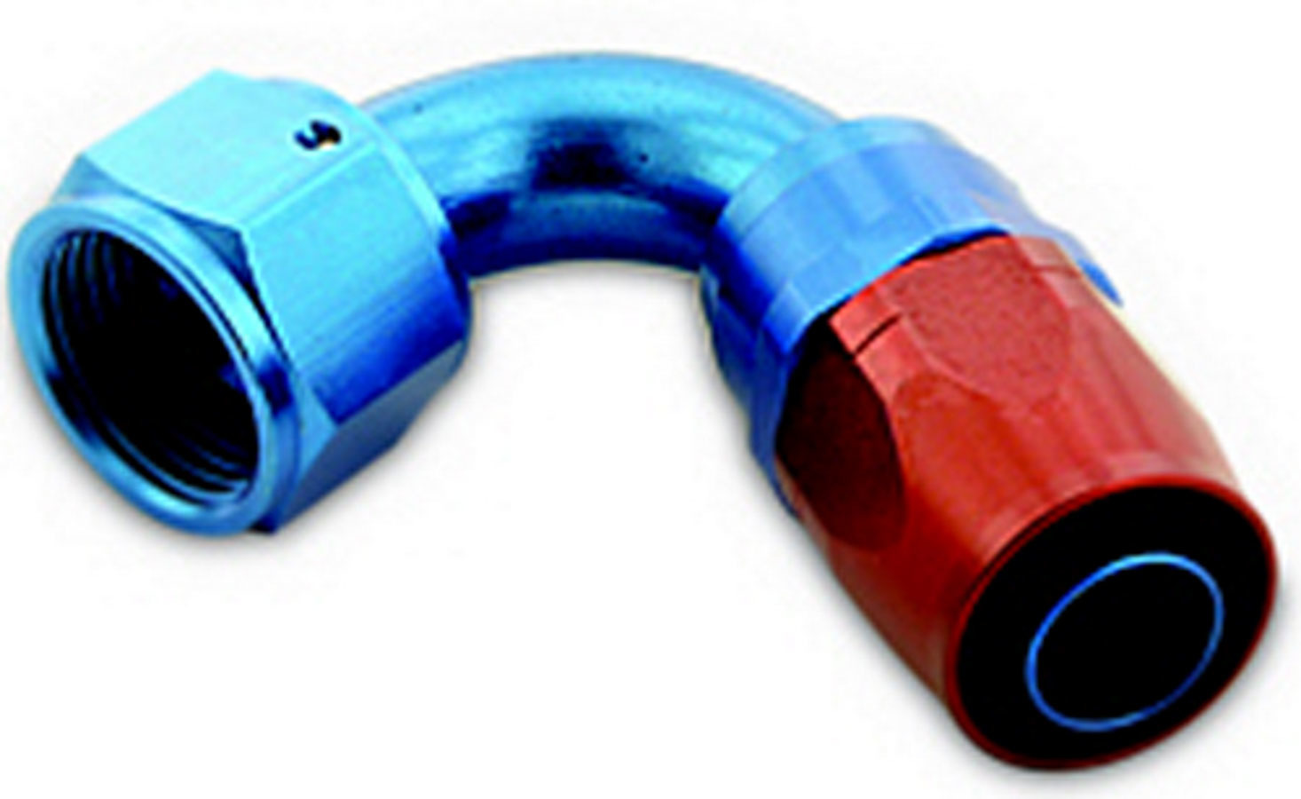 A-1 Products Hose End #10 120 Degree Swivel
