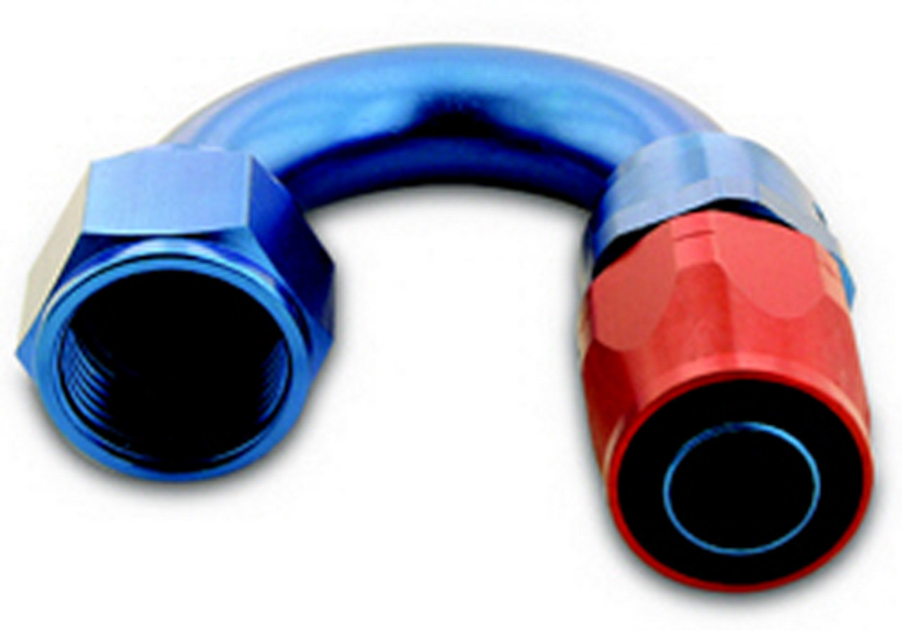 A-1 Products Hose End #6 180 Degree Swivel