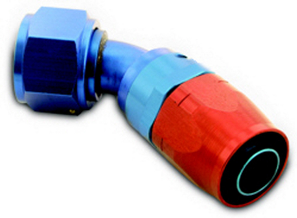 A-1 Products Hose End #12 45 Degree Swivel