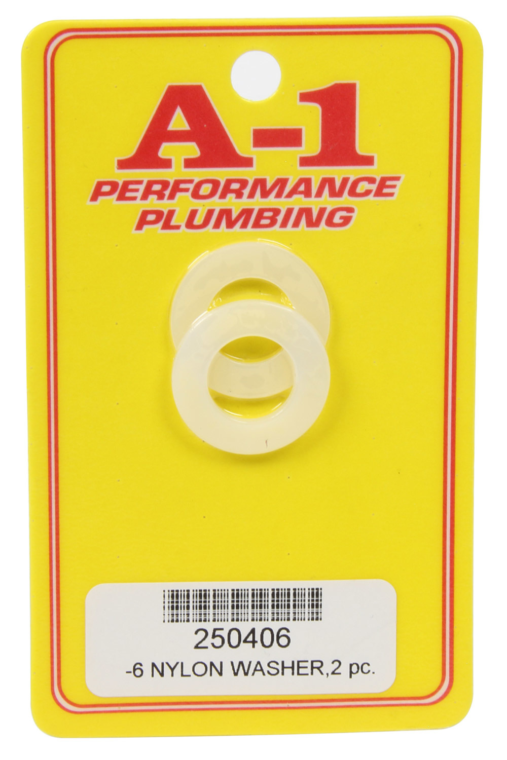 A-1 Products AN-6 Poly Washer 2pcs