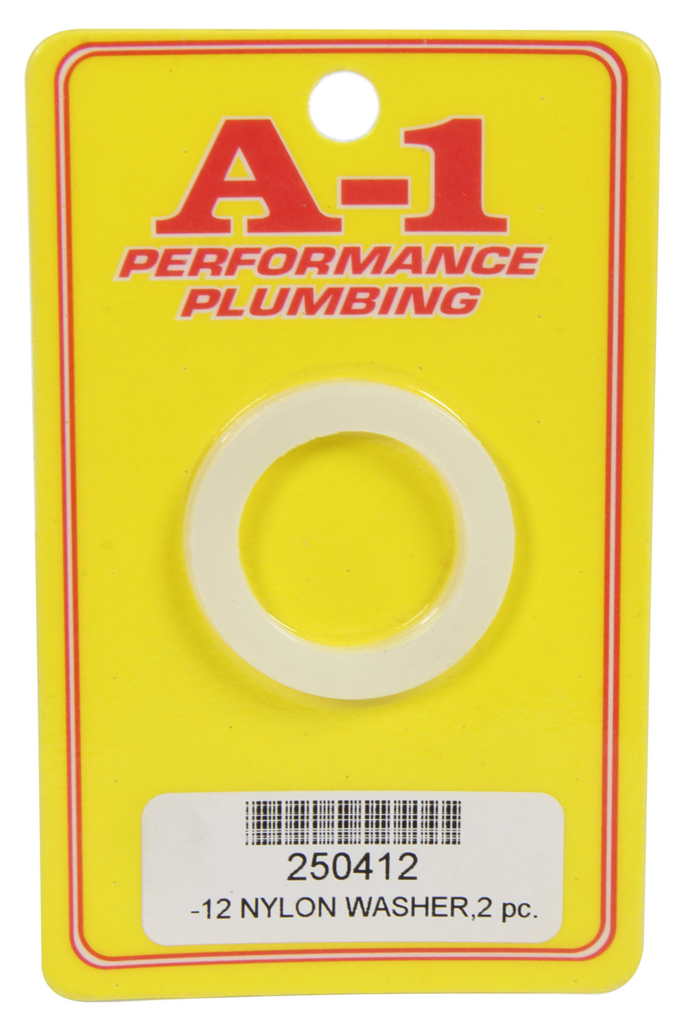 A-1 Products AN-12 Poly Washer (2pk)