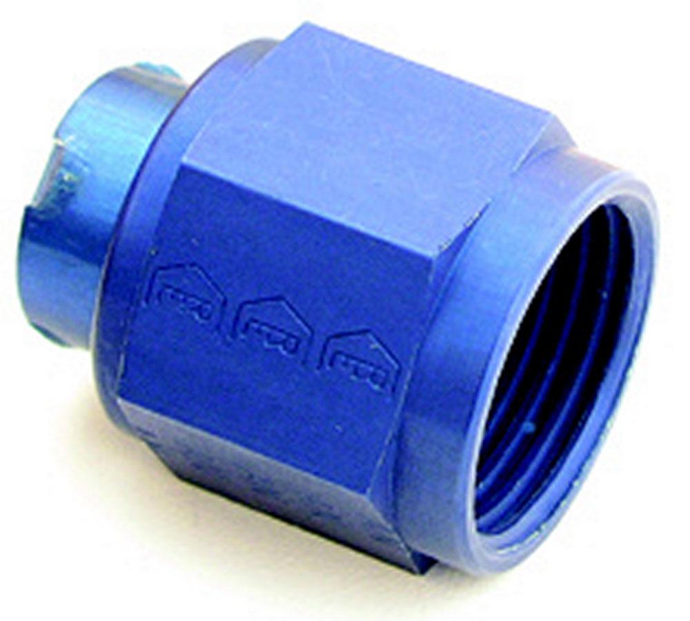 A-1 Products #4 AN Cap Aluminum