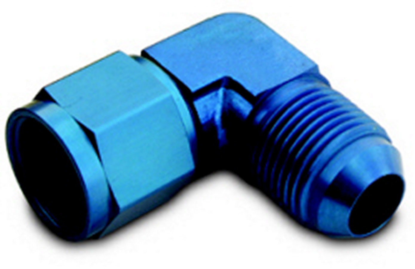 A-1 Products #3 Male to #3 Female 90 Degree Swivel