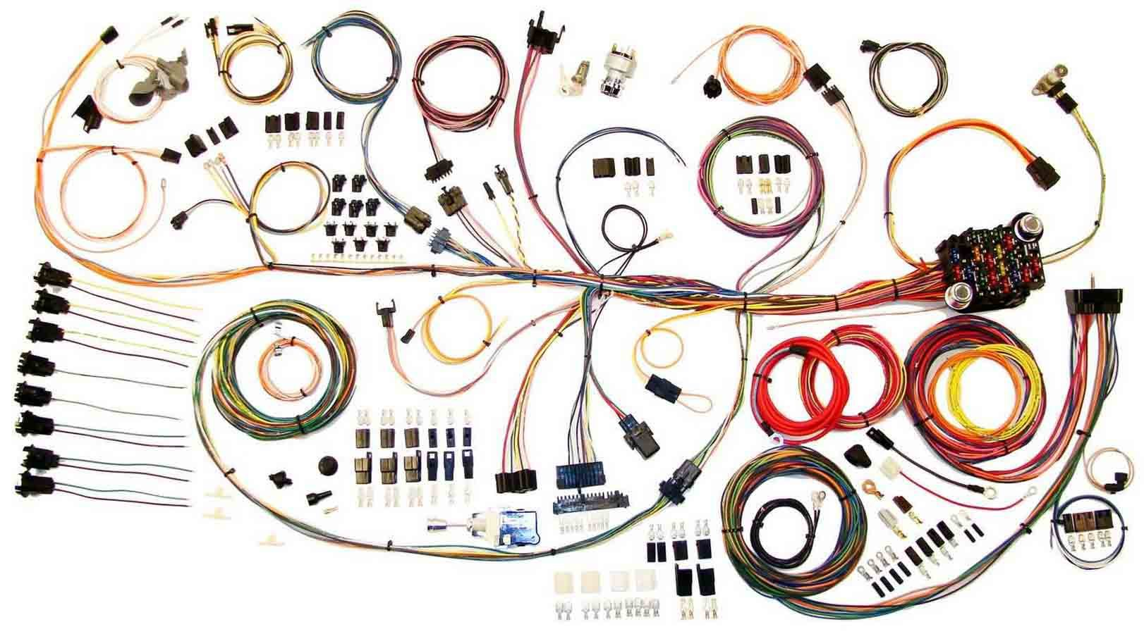 American Autowire 64-67 GTO Wiring Harness
