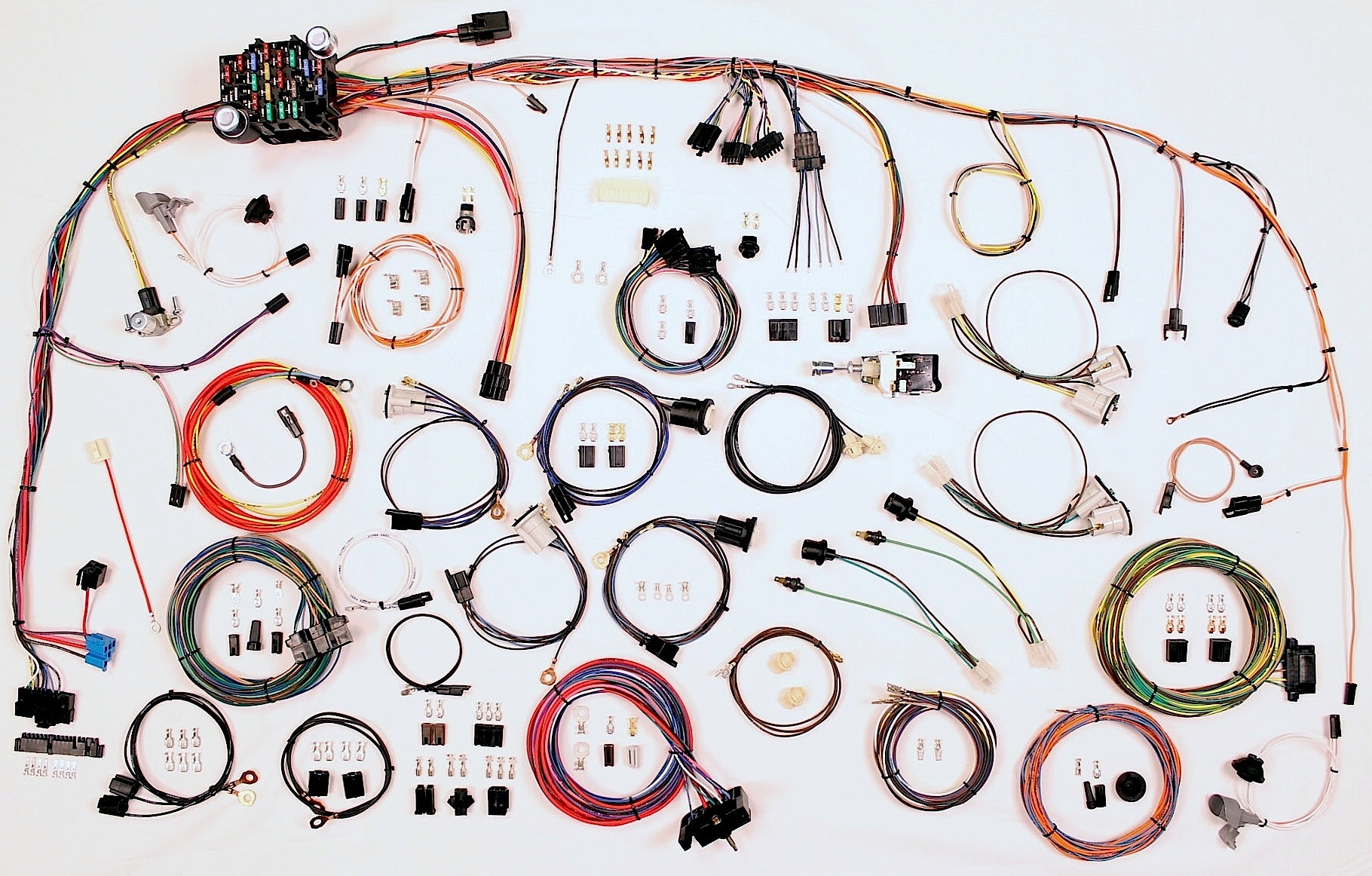 American Autowire 73-82 GM P/U Wiring Harness