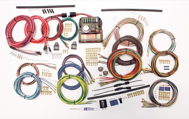 American Autowire 62-74 Volkswagon Wiring Harness