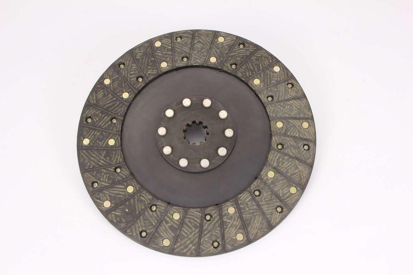 Ace Racing Clutches 10.5in Clutch Disc Organic 1-1/8x10