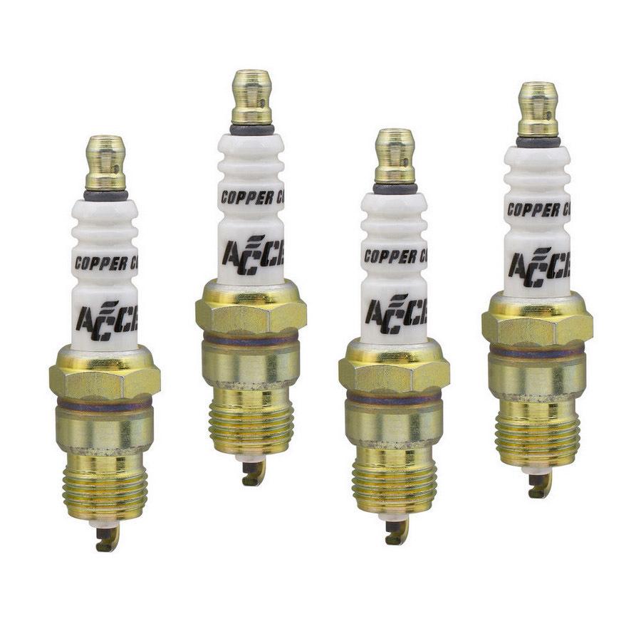 Accel Spark Plugs 4pk 276s