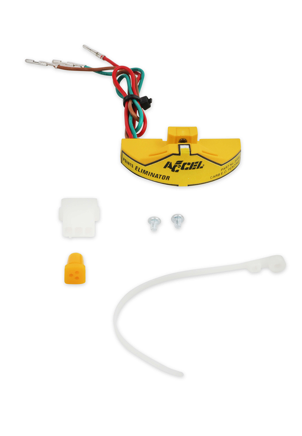 Accel Replacement Module For Points Eliminator