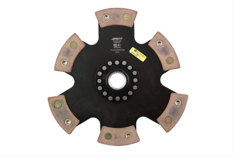Advanced Clutch Technology 6 Pad Rigid Race Disc