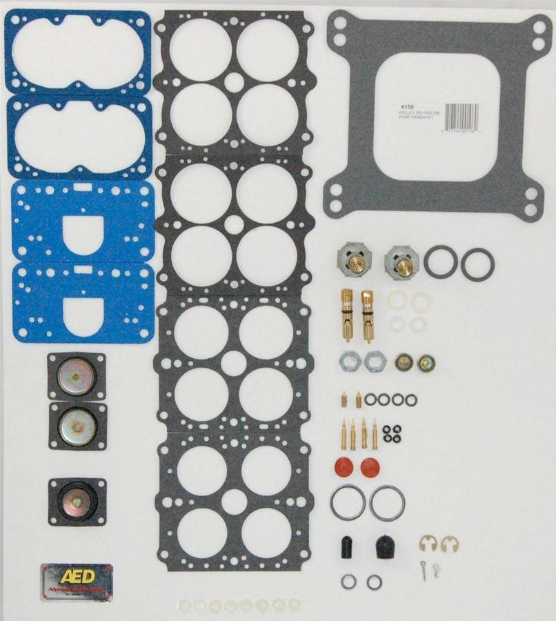 Advanced Engine Design 390-950CFM Holley Renew Kit