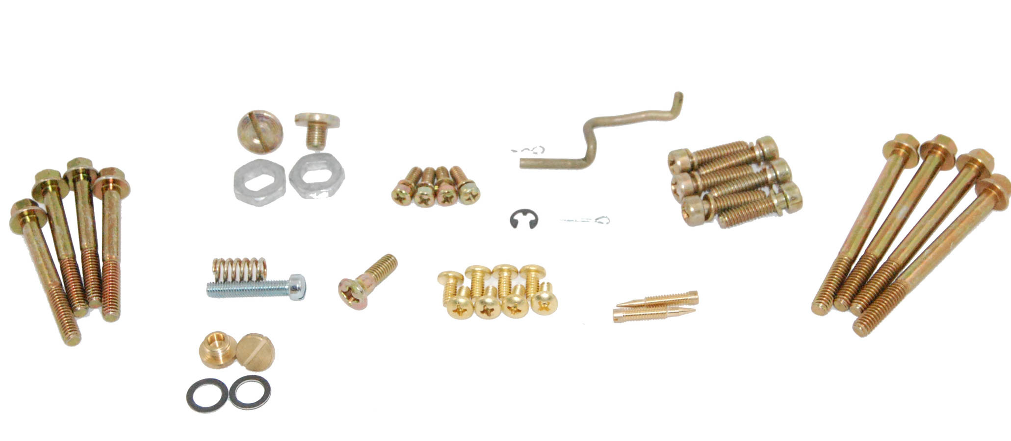 Advanced Engine Design Hardware Kit 4160 Vacuum Secondary Carb