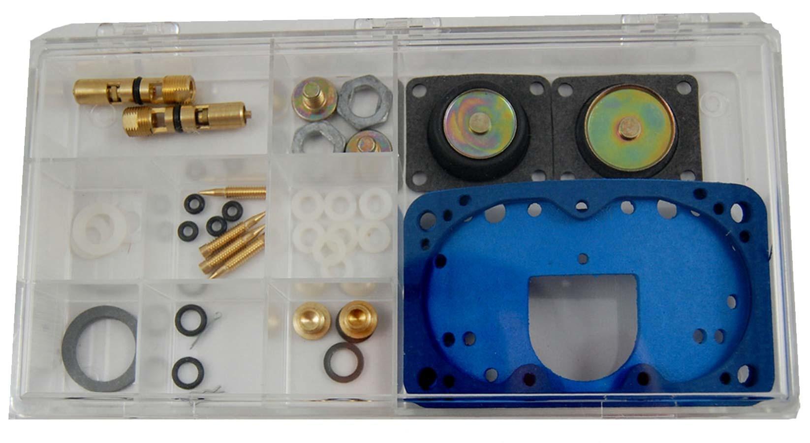 Advanced Engine Design Holley Carburetor Track Kit