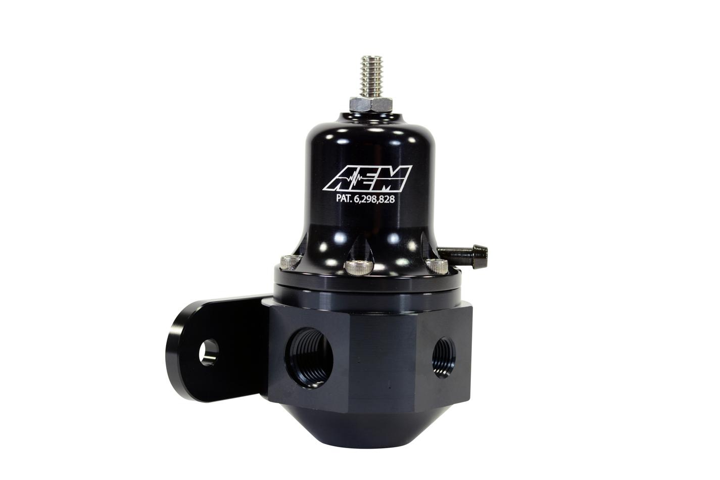 Aem Fuel Pressure Regulator Universal Adjustable