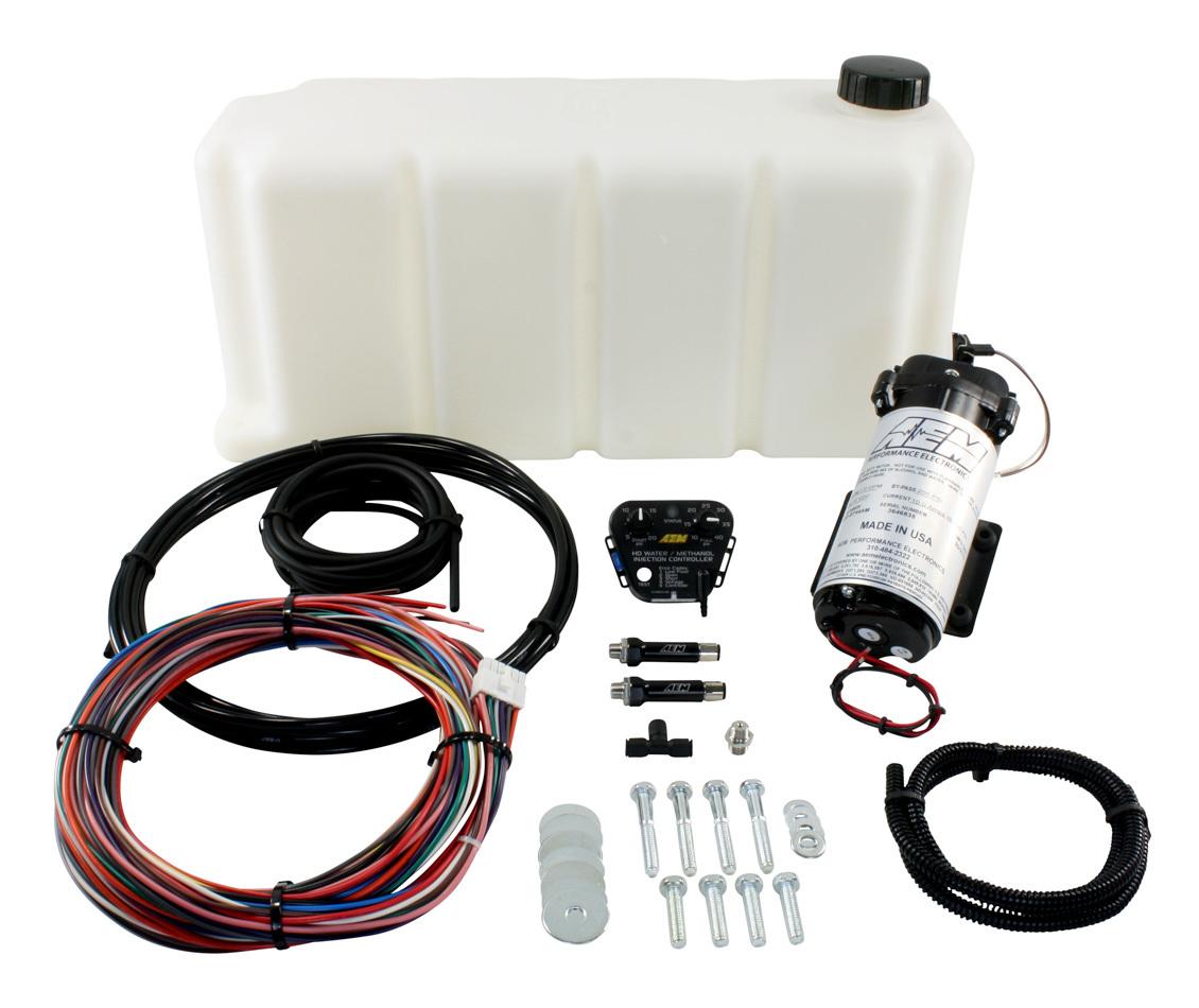 Aem Water/Methanol Injection Kit 5 Gallon