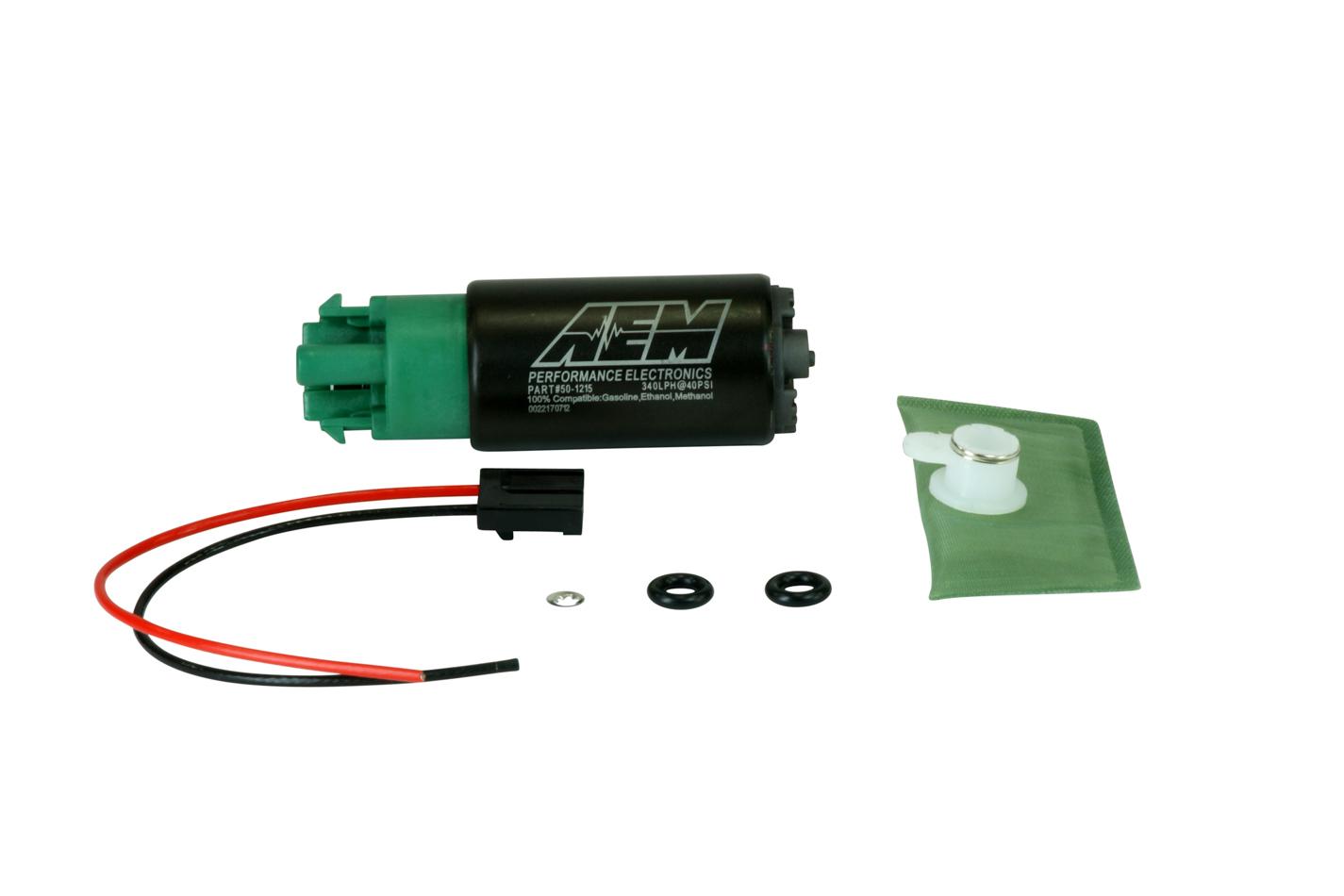 Aem Fuel Pump 340lph E85-Com patible High Flow InTank