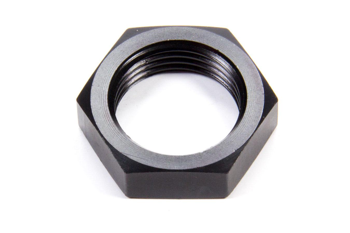 Aeroquip Alum #12 Locknut Black