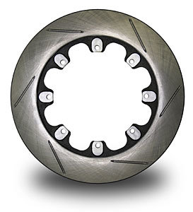 Afco Racing Products Brake Rotor 11.75 x .810 8blt LH Slotted