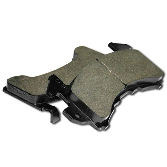 Afco Racing Products Brake Pad Set GM Metric SR33 Compound