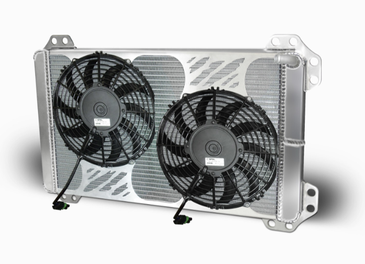 Afco Racing Products Heat Exchanger Ford F150 Raptor w/ Fan Kit