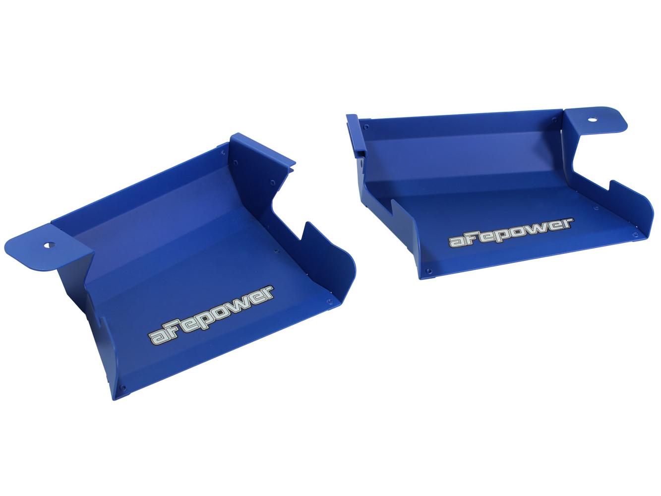 Afe Power Magnum FORCE Dynamic Air Scoop Blue