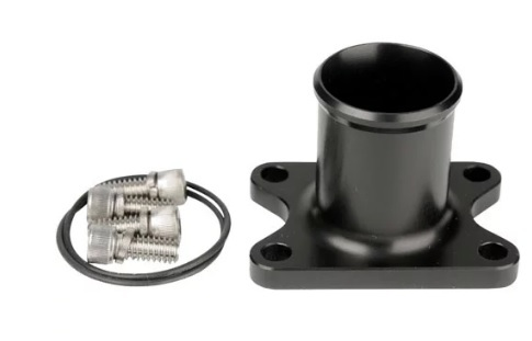 Aeromotive 1.25in Hose Inlet/Outlet Adapter Fitting