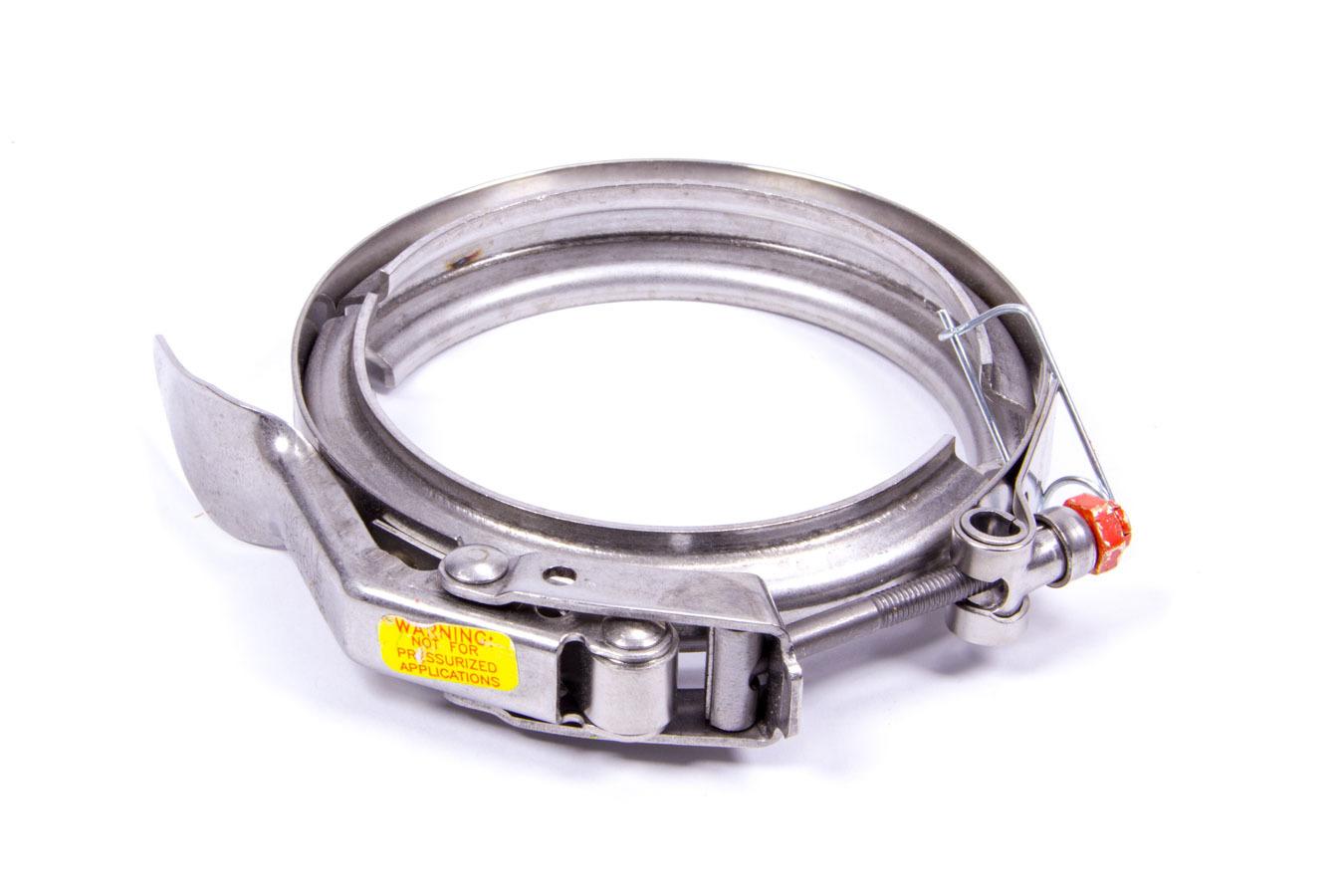 Aeromotive V-Band Clamp Use w/ Terminator Mech Pump