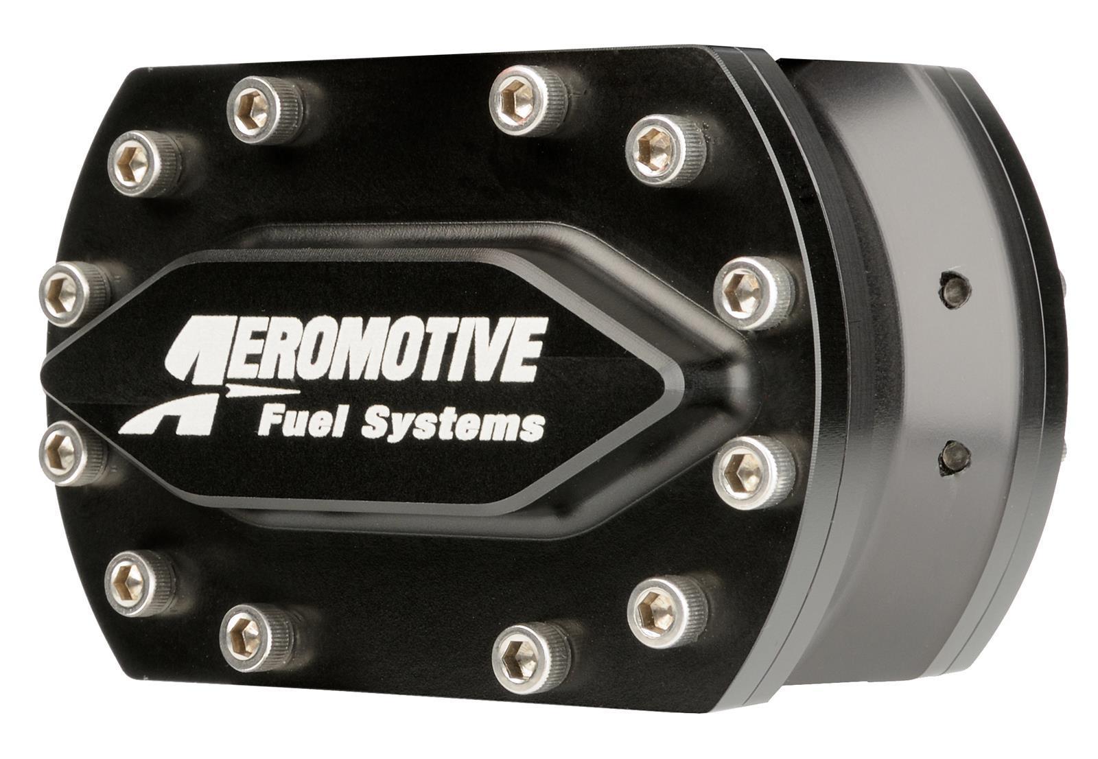 Aeromotive Terminator Mech Fuel Pump 21 GPM IHRA Certif.