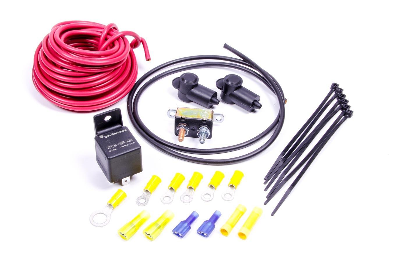 Aeromotive 30 Amp Fuel Pump Wiring Kit