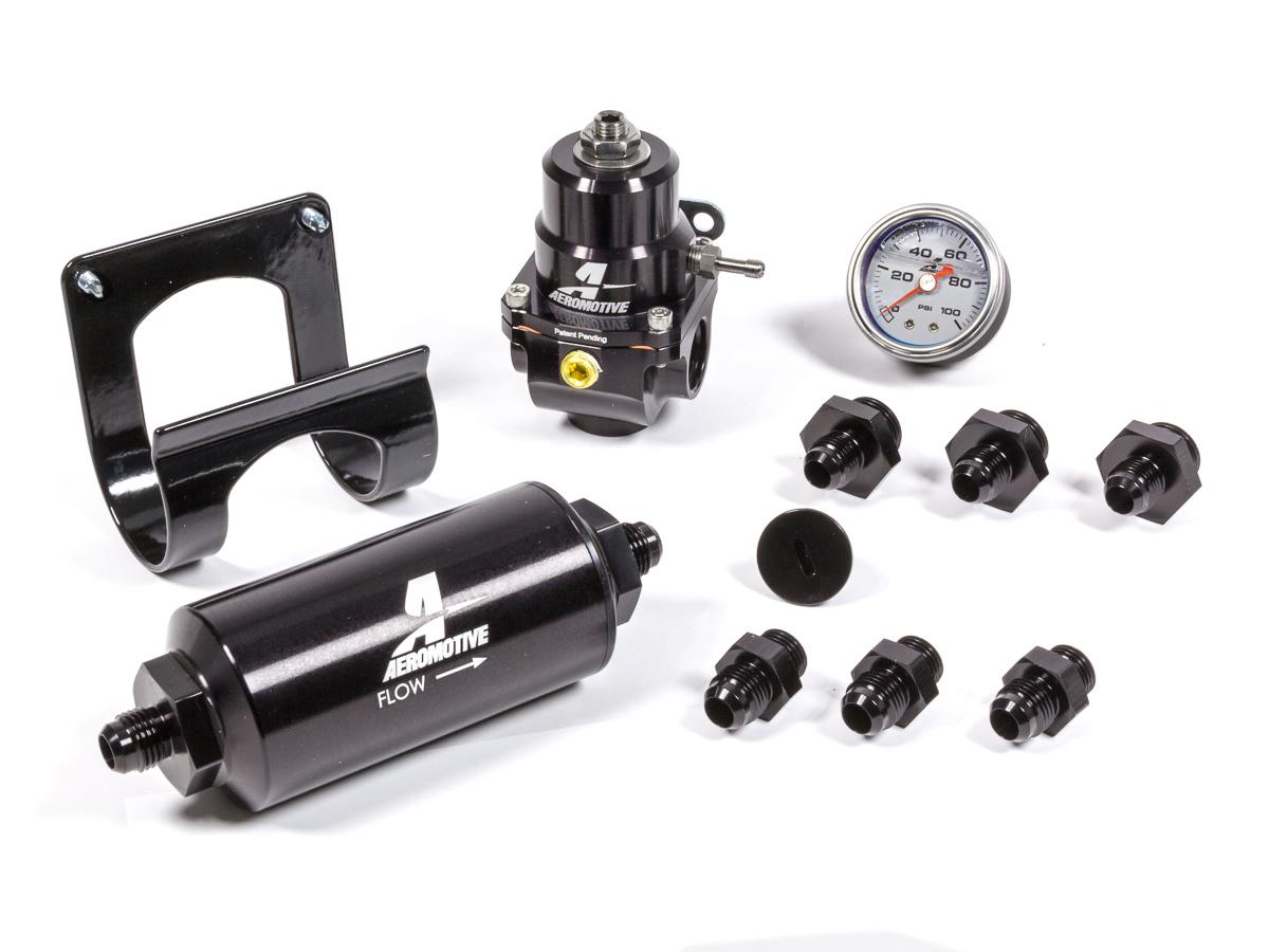 Aeromotive Stealth EFI TB Fuel System Kit