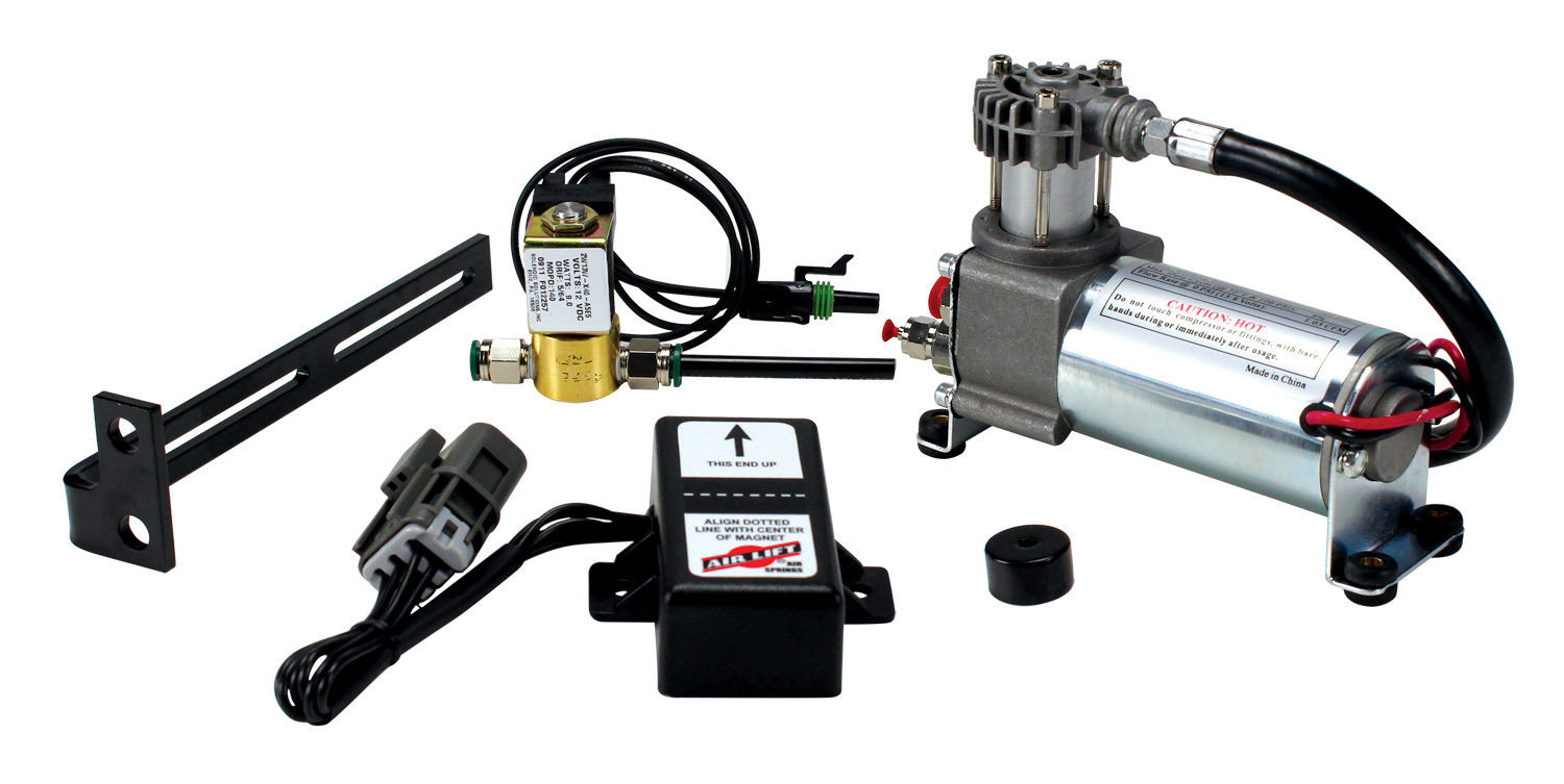 Air Lift SmartAir II Automatic Se lf-Leveling System - Sin