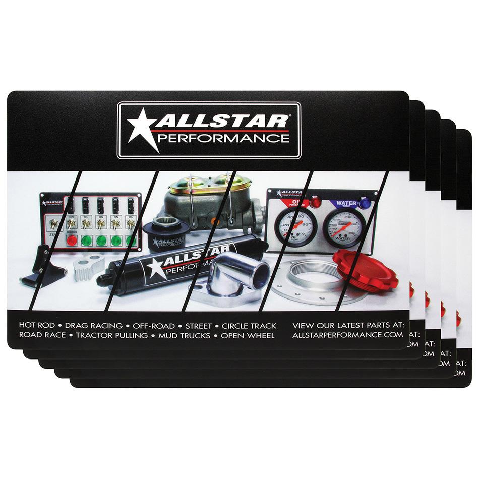 Allstar Performance Allstar Counter Mat 5pk