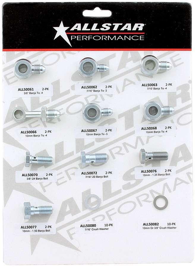 Allstar Performance Brake Fitting Display 2 of 4