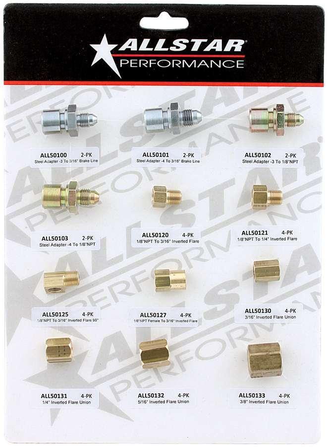 Allstar Performance Brake Fitting Display 3 of 4