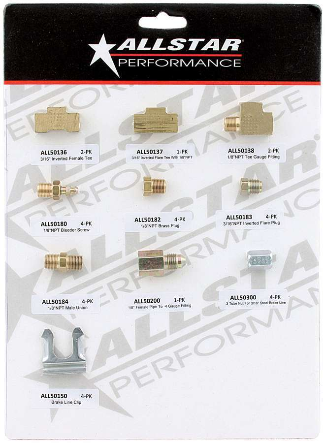 Allstar Performance Brake Fitting Display 4 of 4