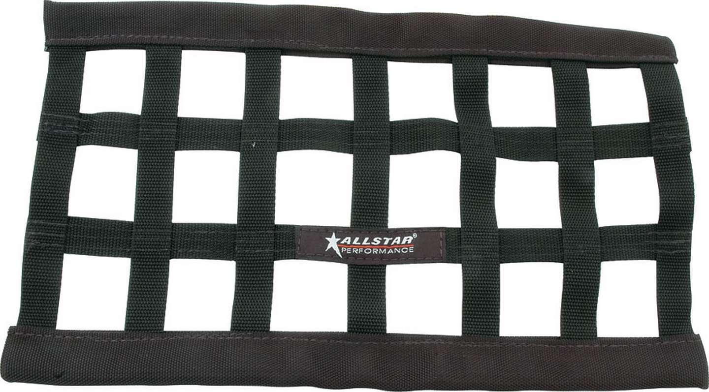 Allstar Performance Low Profile Window Net 10 x 18