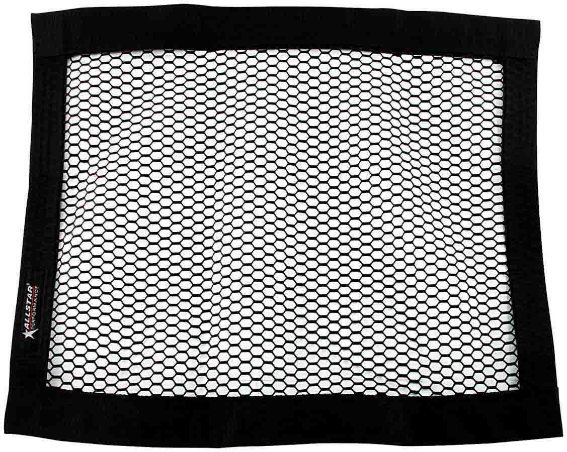 Allstar Performance Mesh Window Net Black Non SFI 22 x 18