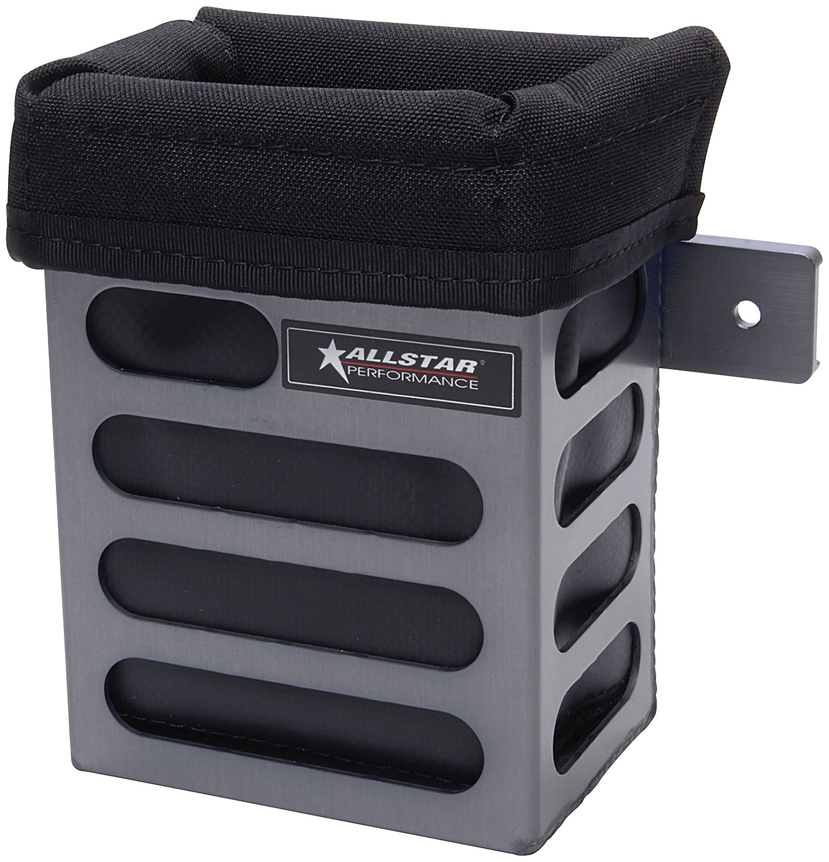 Allstar Performance Radio Box Flat Mount Small